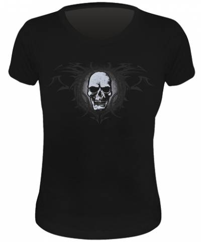 Image de Skinny Nana TRIBAL - Death Skull