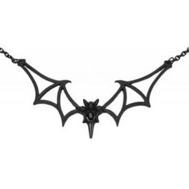 Collier POIZEN INDUSTRIES - Black Bat