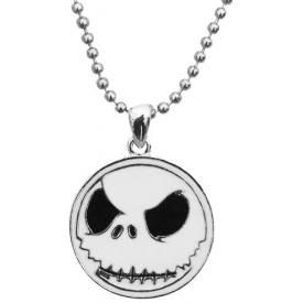 Collier MISTER JACK - Face White