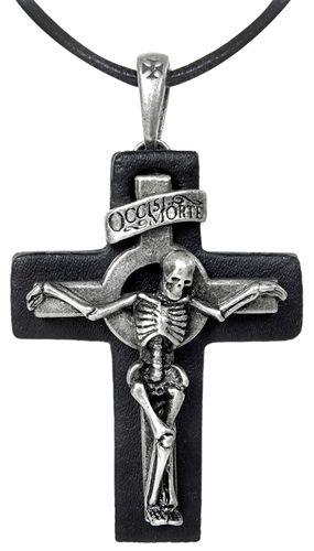 collier homme gothique