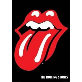 Carte Postale ROLLING STONES - Tongue