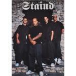 Carte Postale STAIND - Band