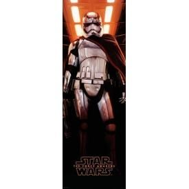 Door Poster STAR WARS - Captain Phasma