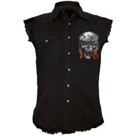 Chemise Spiral DARK WEAR - Dark Roots