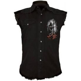 Chemise Spiral DARK WEAR - Soul Searcher