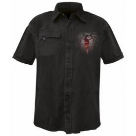 Chemise Homme SPIRAL - Dragon Furnace