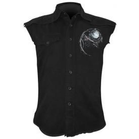 Chemise Homme DARK WEAR - Wolf Dreams
