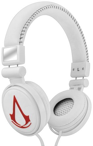 casque audio assassin 39 s creed logo iii rock a gogo. Black Bedroom Furniture Sets. Home Design Ideas