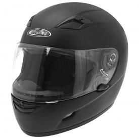 Casque Moto CYBER HELMETS - Fullface Flat Black