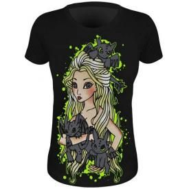 Tee Shirt Femme CUPCAKE CULT - Mother