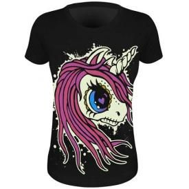 Tee Shirt Femme CUPCAKE CULT - Pony Tail