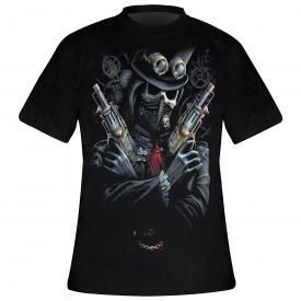 T-Shirt DARK WEAR - Steampunk