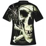T-Shirt DARK WEAR - Skull All Over