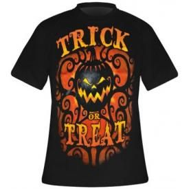 T-Shirt DARK WEAR - Trick Or Treat