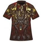 T-Shirt All Over DARK WEAR - Full Dragons