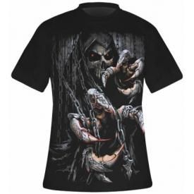 T-Shirt Mec Spiral DARK WEAR - Death Claws