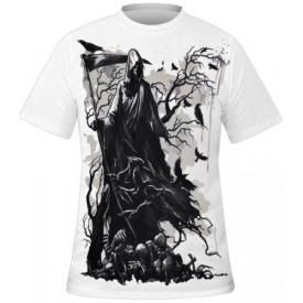T-Shirt Mec DARK WEAR - Reaper Crows