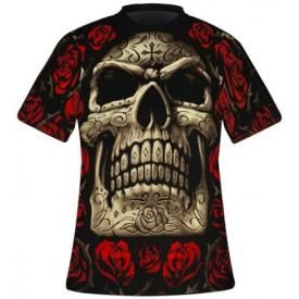 T-Shirt Mec DARK WEAR - Day Of The Dead