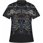 T-Shirt Mec All Over DARK WEAR - Rattler Strike