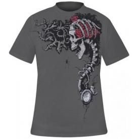 T-Shirt Mec DARK WEAR - Time Keeper