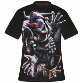 T-Shirt Mec Spiral DARK WEAR - Jack In The Box