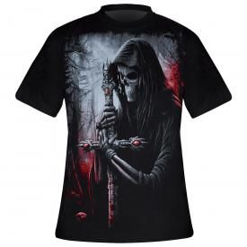 T-Shirt Mec Spiral DARK WEAR - Soul Searcher