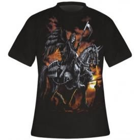 T-Shirt Mec DARK WEAR - Reaper Horse