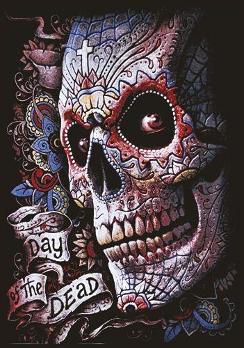 Shirt mec spiral dark wear el muerto t shirts rock a gogo