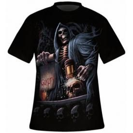 T-Shirt Mec Spiral DARK WEAR - Judge Reaper