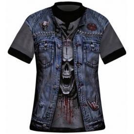 T-Shirt Homme All Over SPIRAL - Thrash Metal
