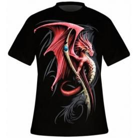 T-Shirt Mec Spiral DARK WEAR - Wyvern