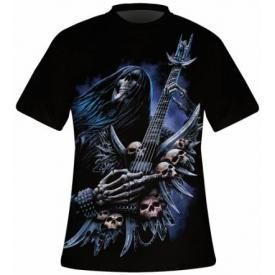 T-Shirt Mec Spiral DARK WEAR - Rock On