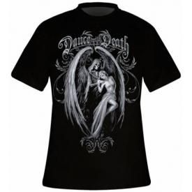 T-Shirt Mec ANNE STOKES - Dance With Death