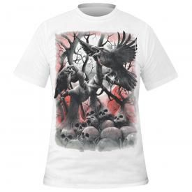 T-Shirt Homme SPIRAL - Dark Roots
