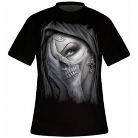 T-Shirt Mec Spiral DARK WEAR - Dead Hand
