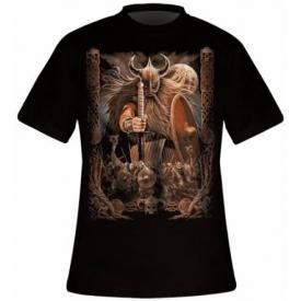 T-Shirt Mec Spiral DARK WEAR - Celtic Pirates