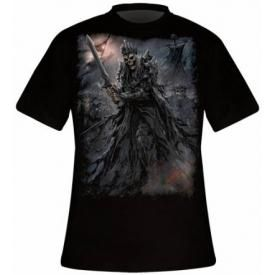 T-Shirt Mec Spiral DARK WEAR - Death's Army