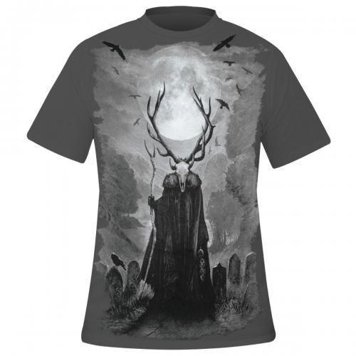 Spiral Horned Spirit T-Shirt