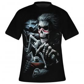T-Shirt Homme SPIRAL - Soul Rider