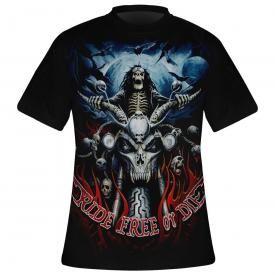 T-Shirt Homme SPIRAL - Ride Free