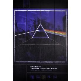 Plaque Murale PINK FLOYD - Dark Side Of The Moon