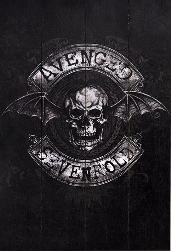 avenged seven logo pictures to pin on pinterest pinsdaddy. Black Bedroom Furniture Sets. Home Design Ideas