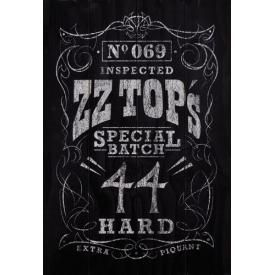 Plaque Murale ZZ TOP - Special Batch