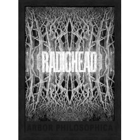 Affiche Sous Cadre RADIOHEAD - King Of Limbs