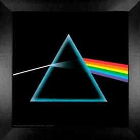 Affiche Sous Cadre PINK FLOYD - The Dark Side Of The Moon