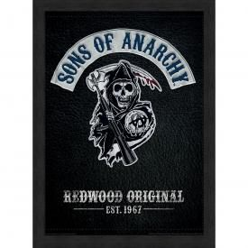 Affiche Sous Cadre SONS OF ANARCHY - Redwood Original