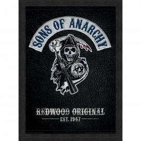 Affiche Sous Cadre SONS OF ANARCHY - Redwood Original