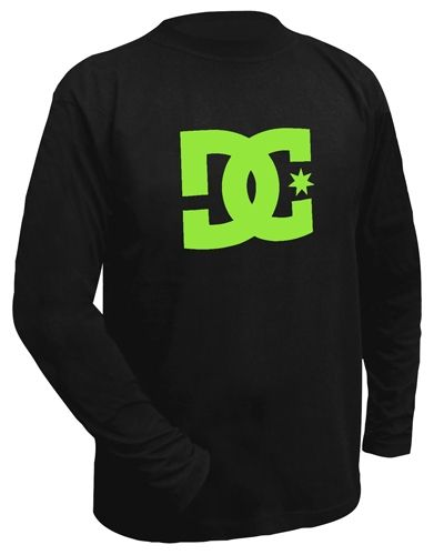 Image de T-Shirt Manches Longues DC SHOES - Star Standard