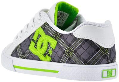 DCShoes Women's Chelsea Zero Low LE Shoes