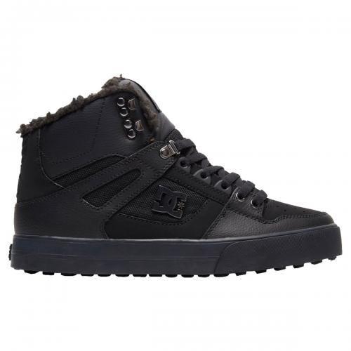 Chaussures Homme DC SHOES - Pure High-Top WC WNT 3BK. DC Shoes. NEWS.  Avant. Avant. Côté Droite. Côté Droite 9c54ac77e10a